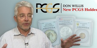 Don Willis Describes New PCGS Holder with Improved Security Features – Video: 1:28
