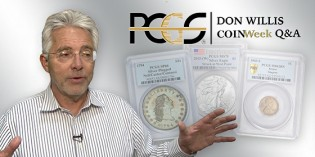 CoinWeek Q&A with PCGS President Don Willis – Video: 17:48