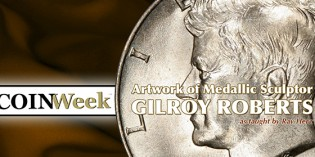 The Artwork of Medallic Sculptor Gilroy Roberts – Video: 10:58