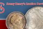 Highlights from Sonny Henry's June 13 Coin & Currency Auction