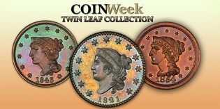 The Twin Leaf Collection of Large Cents – An In-Depth Conversation Vicken Yegparian. Video: 12:03.