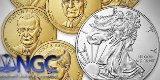 NGC to offer special pedigree for the 2015 U.S. Mint Annual Uncirculated Dollar Coin Set