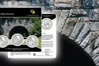 2015 America the Beautiful Quarters Three-Coin Set™ – Blue Ridge Parkway Available July 2