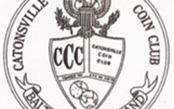 Catonsville Coin Club 2015 Coin Show