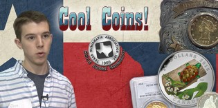 Cool Coins! From the Texas Numismatic Association's Annual Convention
