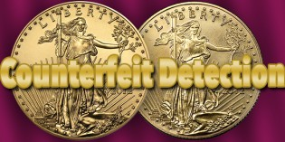 Counterfeit Detection: 2012 $50 American Gold Eagle