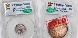 DLRC Cherrypicks the Pogue Coin Collection, Part 1