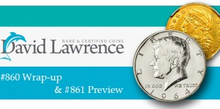 David Lawrence Rare Coins Auction Highlights for June 21, 2015