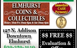 West Suburban Coin Show & Collectible Expo