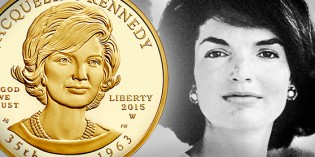 Jacqueline Kennedy First Spouse Gold Coins Available June 25