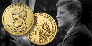 Kennedy Presidential $1 Coin Products on Sale June 18
