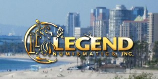 Legend Numismatics – Long Beach Sale Report