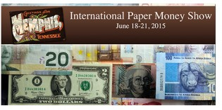 Memphis International Paper Money Show Convention Report 2015 – Video: 3:37.