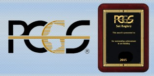Deadline for 2015 PCGS Set Registry Awards Announced…