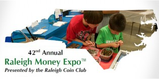 Raleigh Money Expo Show Report – 2015