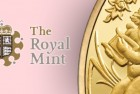 Royal Mint Reveals Design for Princess Charlotte's Christening Coin