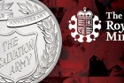 The Royal Mint Commemorates the 150th Anniversary of the Salvation Army with Silver £5 Coin