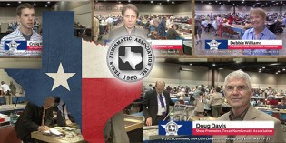 Texas Numismatic Association Coin Convention Report 2015. VIDEO: 3:18.