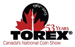 Summer 2015 TOREX Coin Show & Auctions
