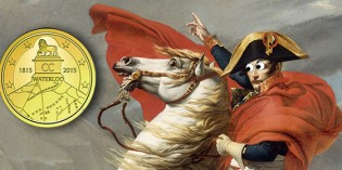 For Napoleon Apologists, Defeat Comes in the Flavor of Belgian Mint