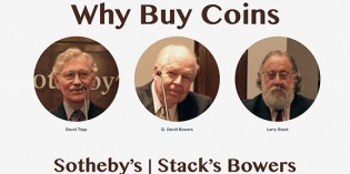 Bowers, Stack, Tripp: Why Buy Coins? – Video: 6:09