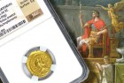 The ''Twelve Caesars'' Ancient Gold Coin