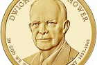 United States 2015 Dwight D. Eisenhower $1 Coin