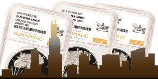NGC Offers Exclusive ANA Label at ANA World's Fair of Money