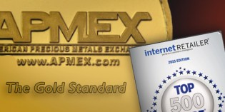 APMEX Climbing to Apex of Internet Success