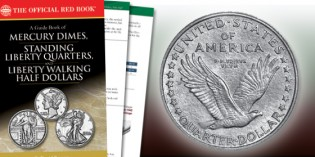 Whitman Releases Bowers Book on Mercury Dimes, Standing Liberty Quarters, and Walking Liberty Halves