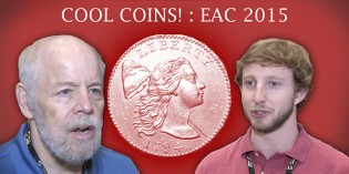 COOL COINS! EAC Coin Convention 2015 Sheldon Variety Large Cents – VIDEO: 7:59