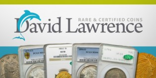 David Lawrence Rare Coins Auction Highlights for August 16, 2015