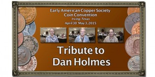 Early American Coppers: Tribute to Coin Collector Dan Holmes – Video: 12:59.