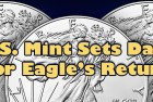 2015 American Silver Eagle Sales to Resume Monday July 27