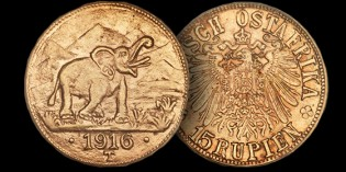 Kaiser Collection of German Gold Coins featured at ANA
