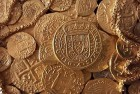 $1 Million Worth of Gold Coins Recovered from 1715 Fleet Shipwreck