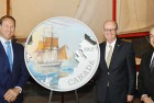 Royal Canadian Mint Unveils Silver Coin Honoring Franklin Expedition