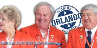 New FUN President Reports on Summer Coin Convention 2015 – VIDEO: 3:34.