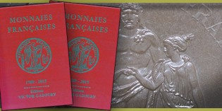 22nd Edition of Gadoury's Monnaies Françaises Now Available