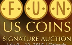 Summer FUN US Coins Signature Auction – Orlando Summer FUN #1222