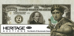 Presentation Set Highlights Heritage Auctions ANA Currency Platinum Night