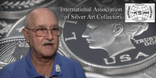 International Association of Silver Art Collectors Attends FUN Coin Convention – VIDEO: 1:44
