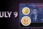 John F. Kennedy Presidential $1 Coin & First Spouse Medal Set™ Available July 9