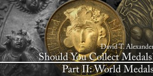Should You Collect Medals? Part II: World Medals