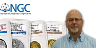 NGC's Mark Salzberg to Offer Free One-on-One Consultations at ANA's World Fair of Money