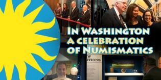 Smithsonian Celebrates Opening of New National Numismatic Collection Exhibit