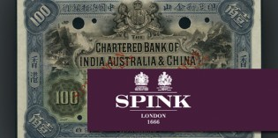 Spink to Auction Waterlow's Blitz Banknotes In Singapore