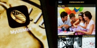 United States Mint Launches New Mobile App for Smartphones