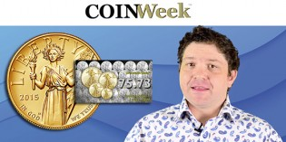 CoinWeek Weekly Report – July 20, 2015