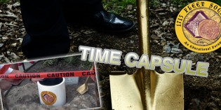 Time Capsule Buried by 1715 Treasure Fleet Society in Vero Beach, Florida – VIDEO: 5:45